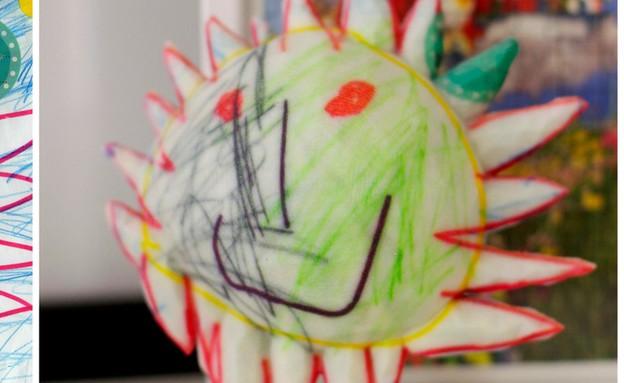 CrayonCreatures_מדפסות תלת מימד, ציור ילדים (צילום: CrayonCreatures)