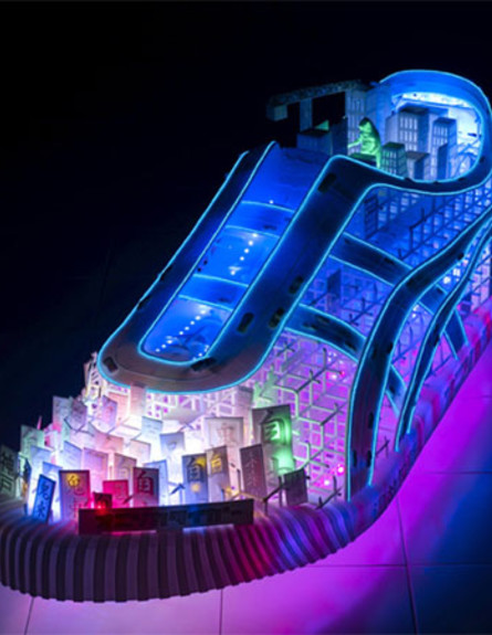 Electric Light  צילום מדפסות תלת מימד, מבנה נעל (צילום: Electric Light)