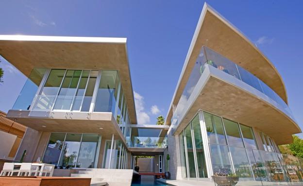 בית הדי ג'יי, חוץ כללי (צילום: Nick Springett)