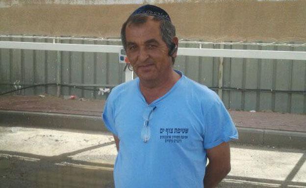 """""""חיי במדינות ערב בלתי אפשריים"""" (צילום: חדשות 2)"""