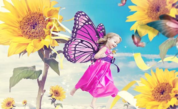 מגשים החלומות - פרפרים (צילום: drawinghope.ca)