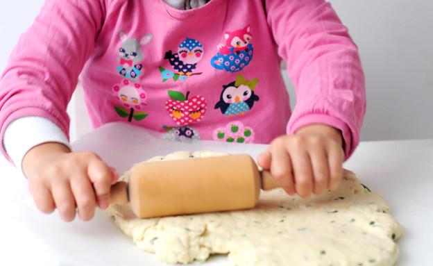 אצבעות שום - הרידוד (צילום: שרית נובק - מיס פטל, אוכל טוב)