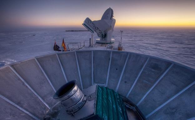צעד גדול לאדם? הטלסקופ (צילום: AP)