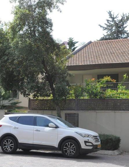 הבית החדש של יעל בר זוהר (צילום: ברק פכטר)