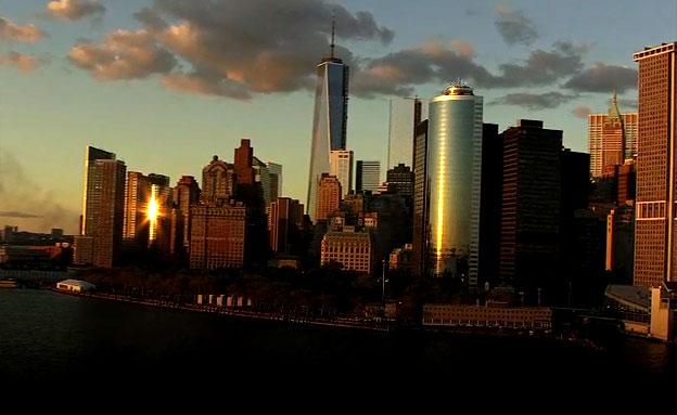 מרכז הסחר העולמי, ניו יורק (צילום: צילום מסך)