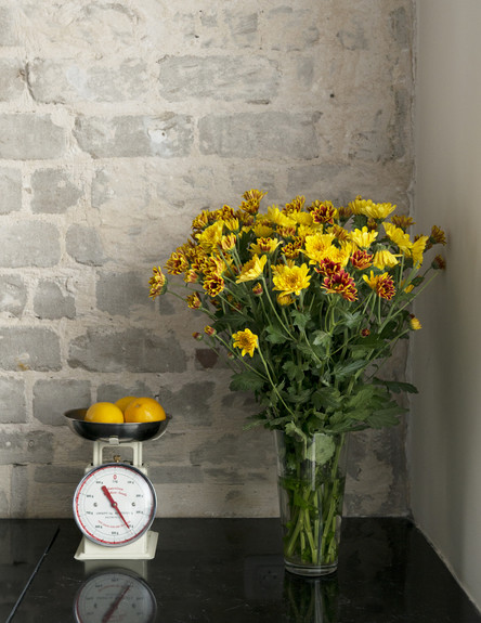 צבי ברוק, פרחים