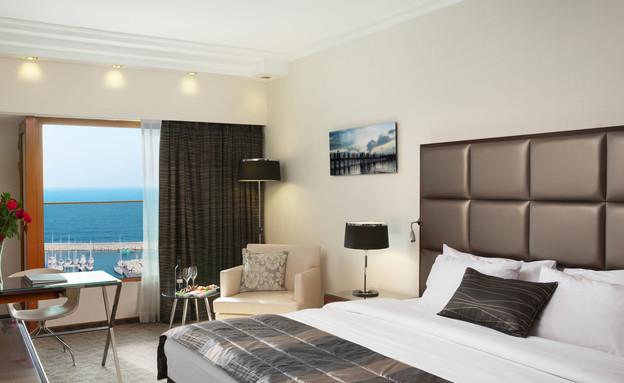 חדר אקזקיוטיב, מלון קרלטון (צילום: אורי אקרמן)