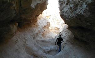נחל חווארים (צילום: איל שפירא)