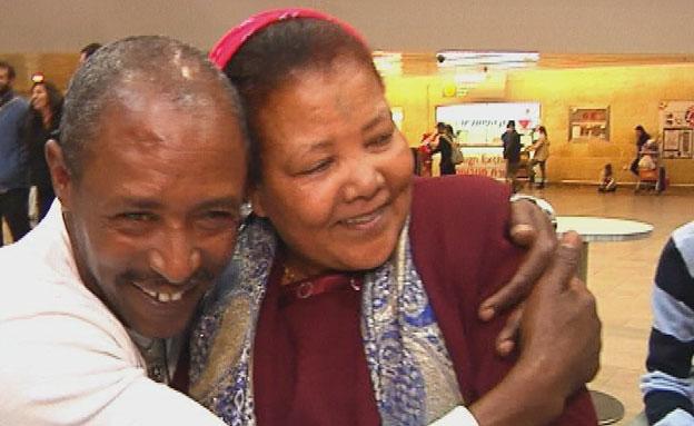 צפו: אחרי 35 שנה - האחות האבודה נמצאה