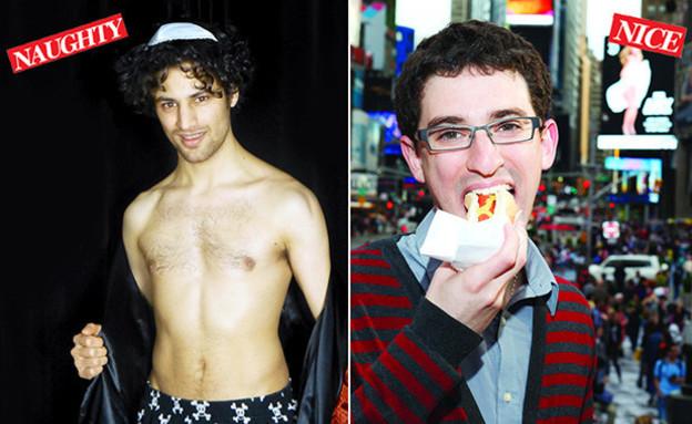 """לוח השנה """"בנים יהודים שובבים"""" (צילום: אדם כהן / דאנקן פפלאסטר)"""