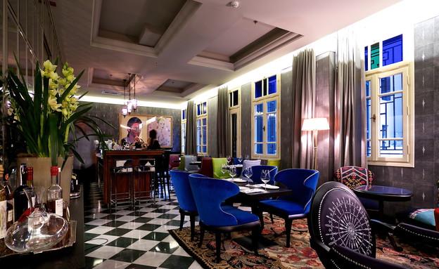 מלון עלמה, עלמה לאונג' (צילום: איתי סיקולסקי)