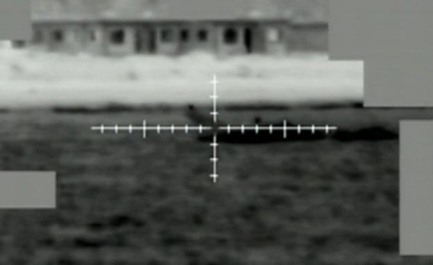 צפו בתיעוד של חיל הים