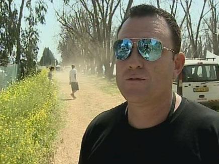 המפיק רמי שמואל (צילום: חדשות 2)