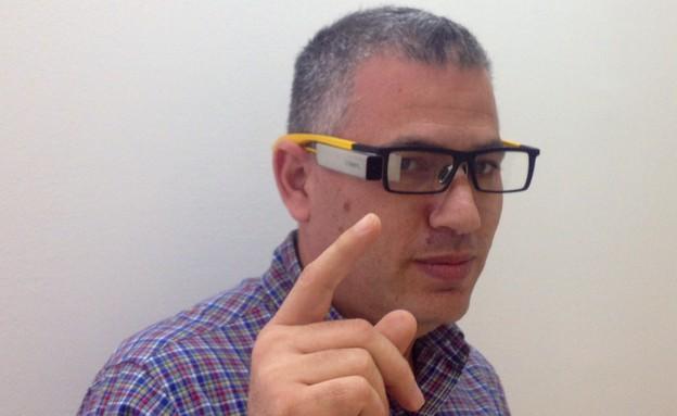"""גדעון שמואל, מנכ""""ל EyeSight"""