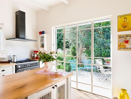 דניאלה כהן, מטבח חלון (צילום: יונתן בלום ובועז לביא)