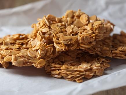 עוגיות שקדים- חיים כהן (צילום: דניאל לילה, אוכל טוב)