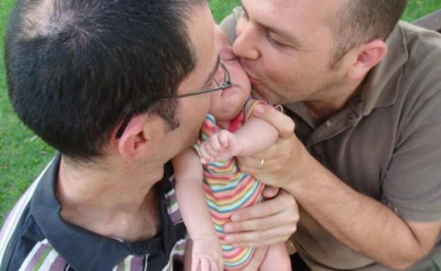 פונדקאות זוג חד מיני (צילום: www.progenyivf.com)