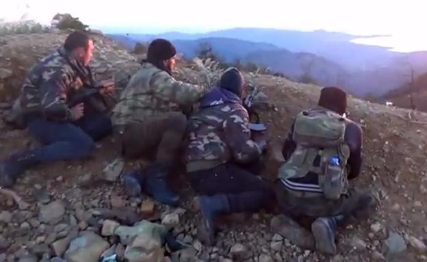 צפו בסיכום אירועי הדמים בסוריה (צילום: חדשות 2)