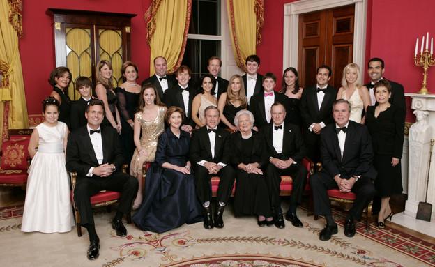 ג'ב בוש (צילום: The White House, GettyImages IL)