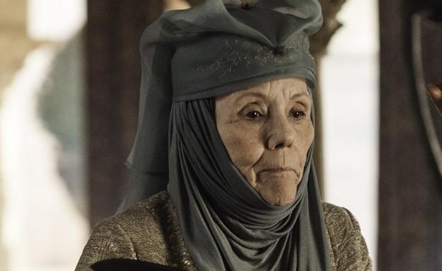 משחקי הכס - אולנה טיירל (צילום: באדיבות yes/HBO)
