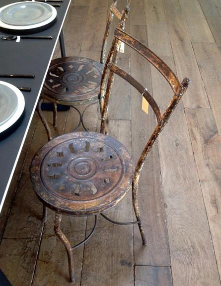 מרב בפריז, מרסי - כסאות וינטג, צילום מרב שדה (צילום: מרב שדה)