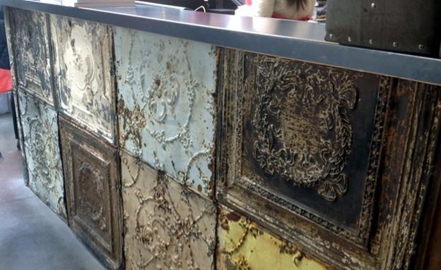 מרב בפריז, מרסי -האריח המקורי (ברוקלין טייל) צילום (צילום: מרב שדה)