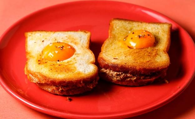 חלה עם ביצה - אבי לוי (צילום: דן פרץ, אוכל טוב)