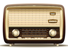 רדיו רטרו (צילום: Antonio-BanderAS, Thinkstock)