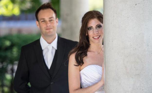 ג'ודית ופטריק בראון (צילום: ג'ודיט ופטריק בראון)