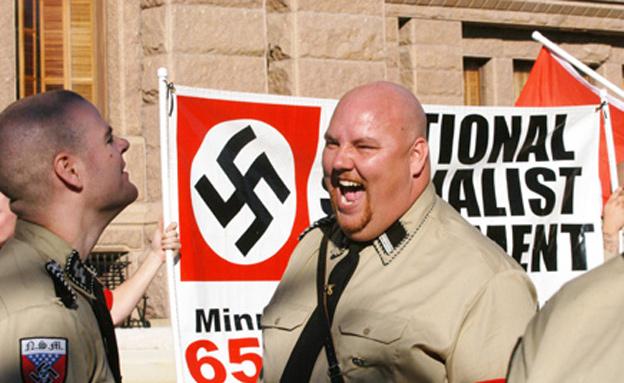 "אנטישמיות בארה""ב, ארכיון (צילום: רויטרס)"