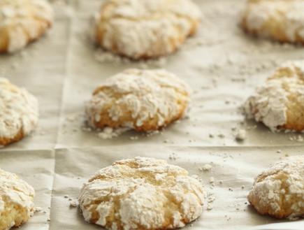 עוגיות שקדים לפסח בתבנית