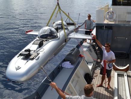 הצוללת, הכי בעולם 8