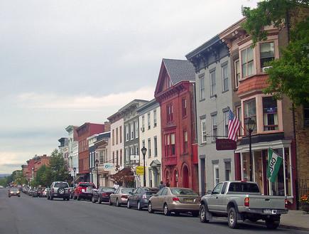 הרחוב של האכסנייה בהאדסון, הכי בעולם 8