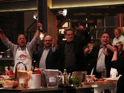 עידו והשופטים: הייתה חגיגה אמיתית