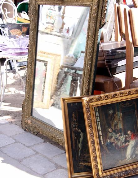 ממרב בפריז, שוק הפשפשים גובה, צילום מרב שדה (צילום: מרב שדה)