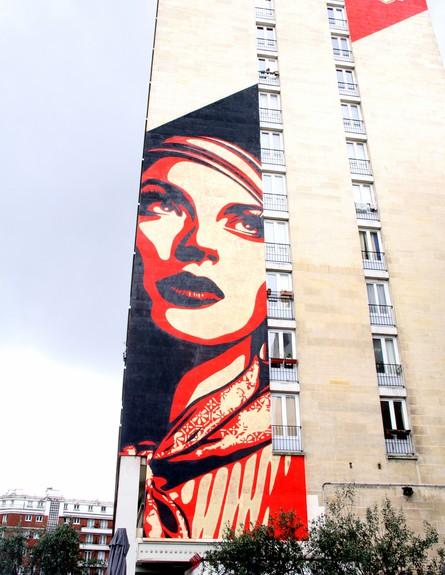 מרב בפריז, בניין, צילום מרב שדה (צילום: מרב שדה)