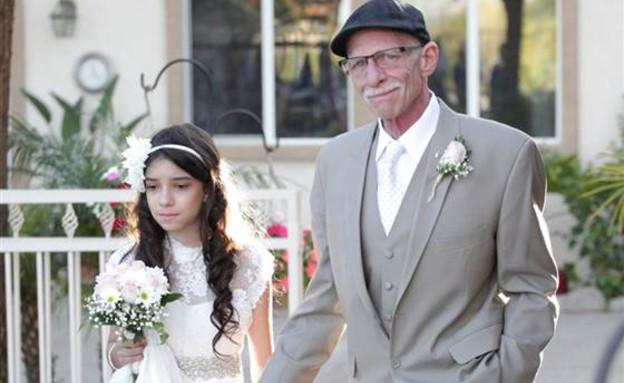 חתונה דמיונית (צילום: Lindsey Villatoro / Love Song Photography , צילום מסך)