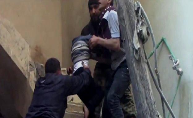 צפו בסיכום אירועי הדמים מהמלחמה בסוריה