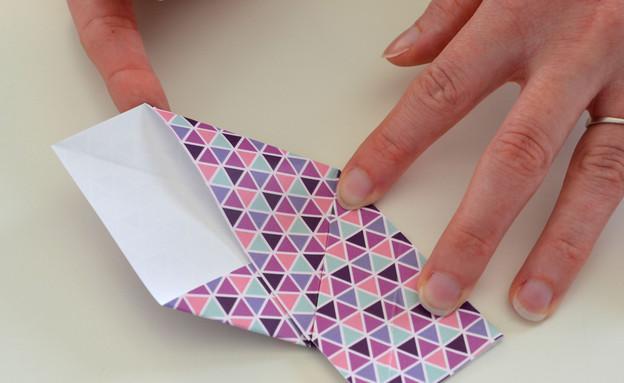מתנה, עשו זאת, אוריגמי, צילום מיכל צ'סני (צילום: מיכל צ'סני)
