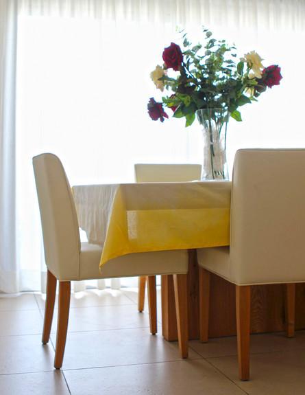 מתנה, עשו זאת, מפה, שולחן, צילום לירון גונן  (צילום: לירון גונן )