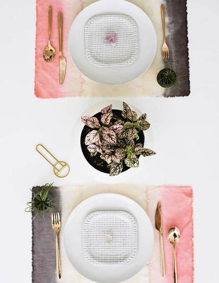 מתנה, עשו זאת, פלייסמט, צילום Design_love_fest (צילום: Design_love_fest)