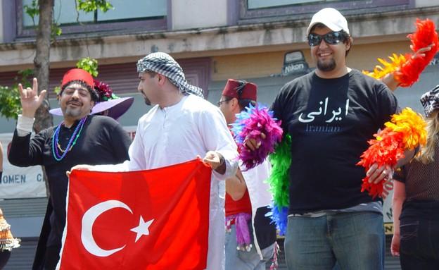 גאווה בטורקיה (צילום: Franco Folini, Wikimedia)