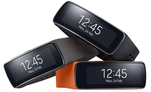 הצמיד החכם Galaxy Gear Fit