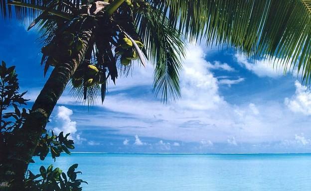 מטריטה ביץ בורה בורה, ללכת יחף (צילום: incrediblebeach.com)