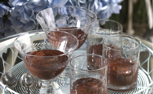 כוסות שוקולד של תום פרנץ (צילום: אנטולי מיכאלו, אוכל טוב)