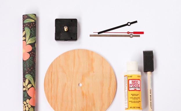 מתנה, עשו זאת, שעון חומרים (צילום: סטפני גרבר)