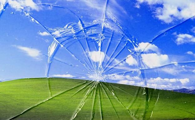 ווינדוס XP (צילום: wallsave.com)