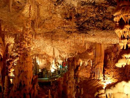המערה הכי טובה - מערת הנטיפים