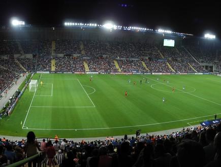 האיצטדיון הכי טוב - איצטדיון טדי בירושלים