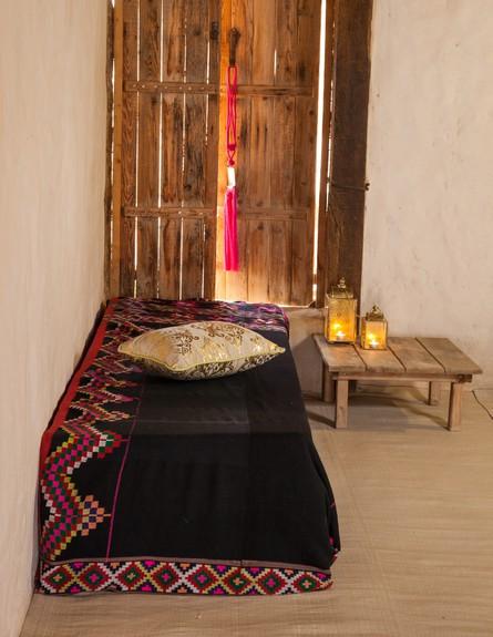 הפקה במדבר, חדר אחרי גובה (צילום: אודי גורן)